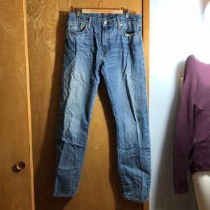 MENS Levi's 504 Jeans